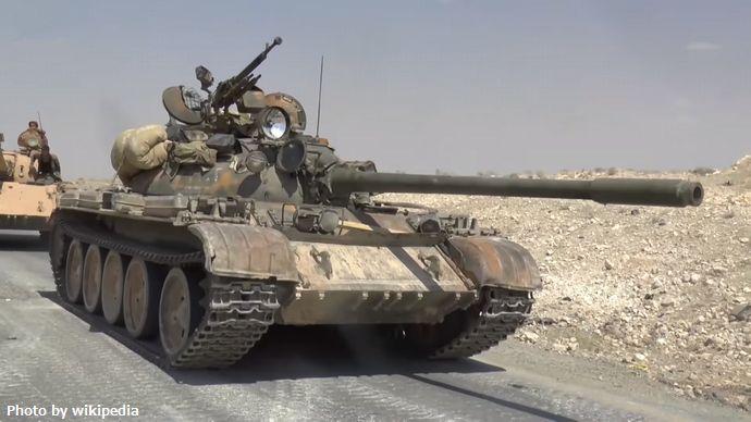 Syrian_T-55