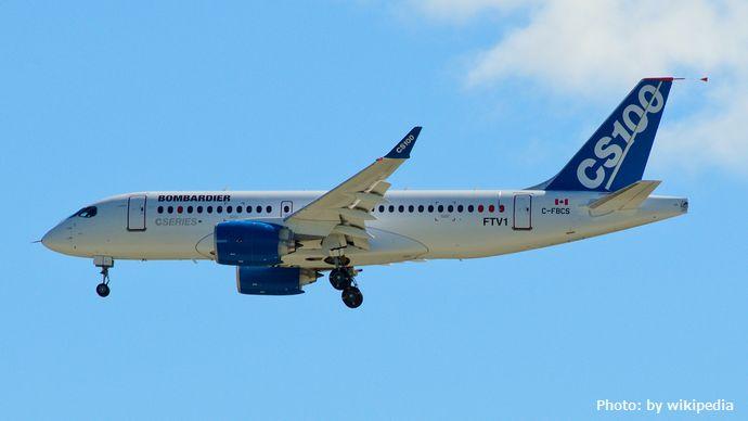 CS100-FTV1-FlyBy