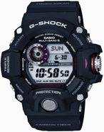 CASIO 腕時計 G-SHOCK トリプルセンサー 電波対応ソーラーウォッチ GW-9400J-1JF