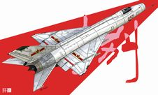 1/72  MiG21 フィッシュベッド