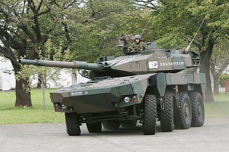 自衛隊の機動戦闘車って対人用地雷とか手榴弾で走行不能になりそうな足回りだけど税金の無駄だろ