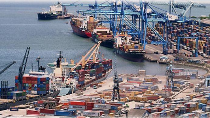 Mombasa-Port