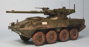 1/35 アメリカ陸軍 M1134 ストライカー