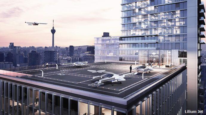 lilium-rooftop-landing-pad