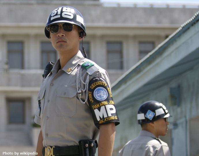 JSA_south_korea_military_police