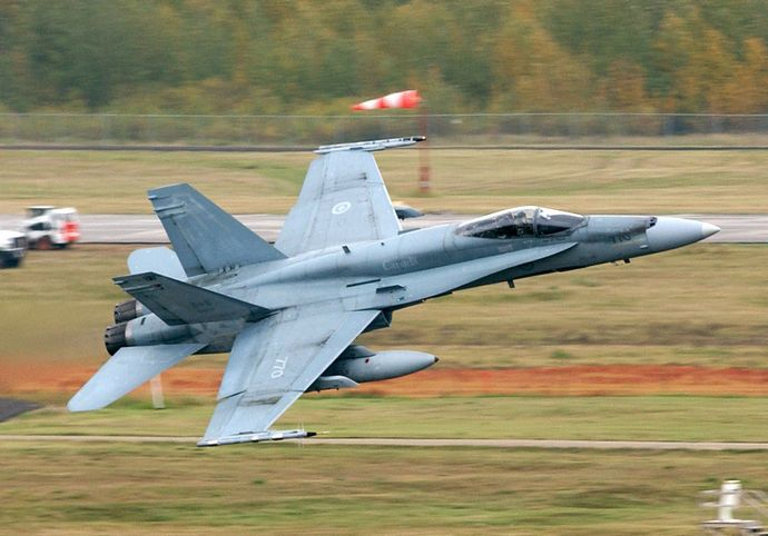CF-18_Cold_Lake_Alberta
