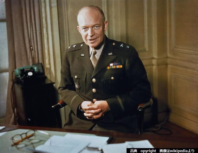 Major_General_Dwight_Eisenhower,_1942_TR207