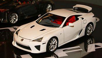 1/24 スポーツカーシリーズ No.319 LEXUS LFA