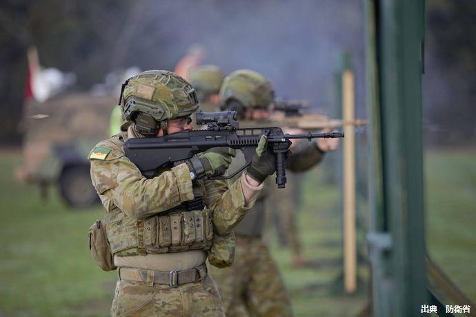 オーストラリア陸軍主催射撃競技会の成果について、チーム部門・狙撃銃部門2位…陸上自衛隊!