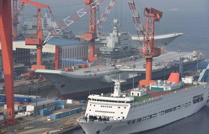 空母に欠陥発覚?米国へのスパイ容疑?…中国初の国産空母を建造した造船会社社長が拘束される!