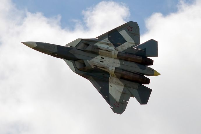 Russian_Air_Force,_052,_Sukhoi_Su-57_(36521094324)