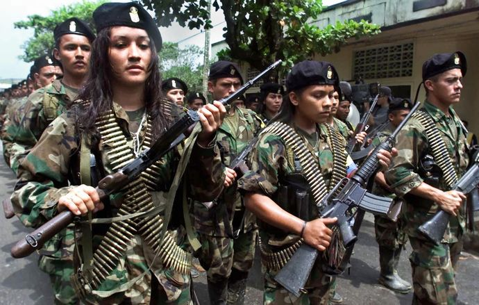 farc-guerrillas