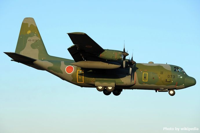 Lockheed_C-130H_Hercules_(L-382),_Japan_-_Air_Force_AN2227766