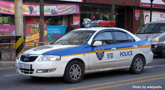 Police_car_in_Wonju,_South_Korea