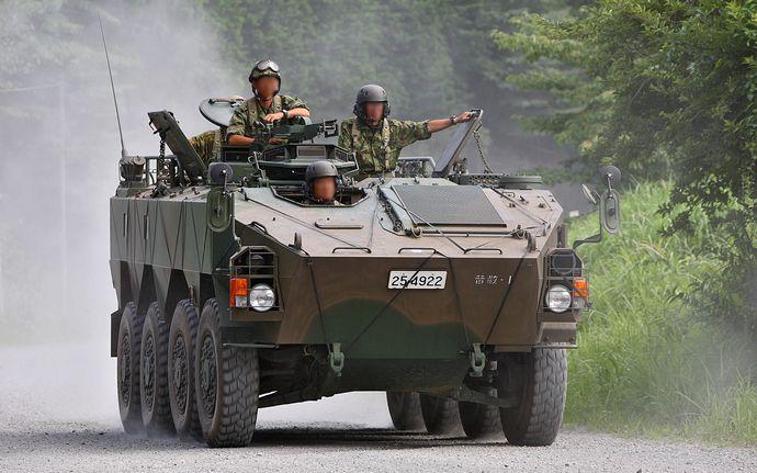 JGSDF_APC_Type_96_001