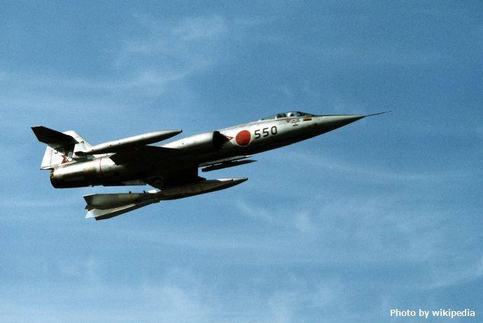 F-104J_target_sleeve