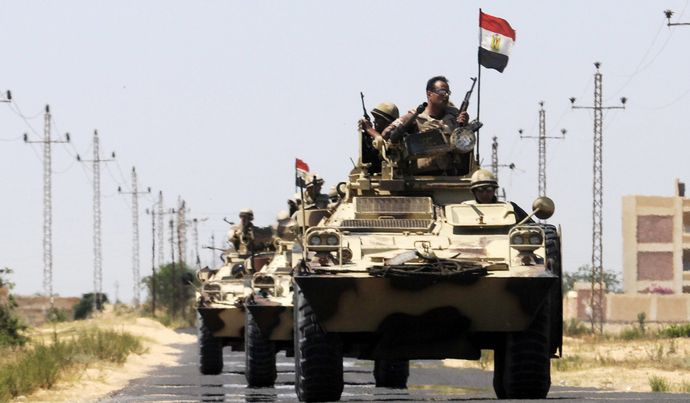 Egyptian-Army