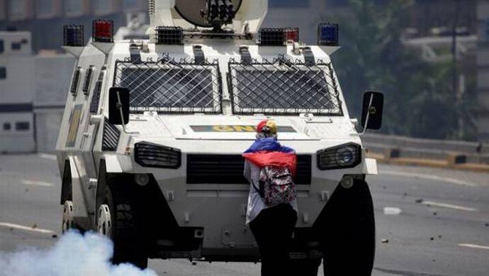ベネズエラで反政府デモが激化、第2のシリア内戦に発展する恐れ…米国連大使が警鐘!