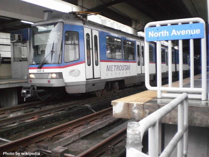 MRT-3_Train_North_Avenue_3