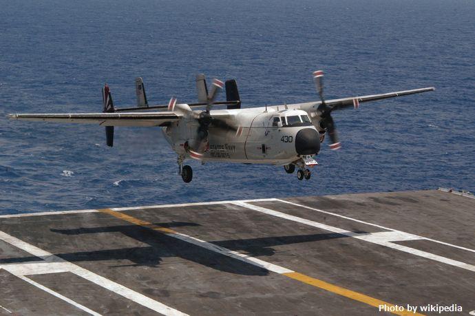 C-2_Landeanflug