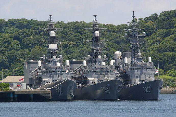 JMSDF_DD-122&DD-154&DD-155(3)