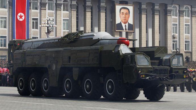 北朝鮮に未公表ミサイル基地が存在…沖縄や米領グアムまで射程の中距離弾道ミサイル「ムスダン」が配備!