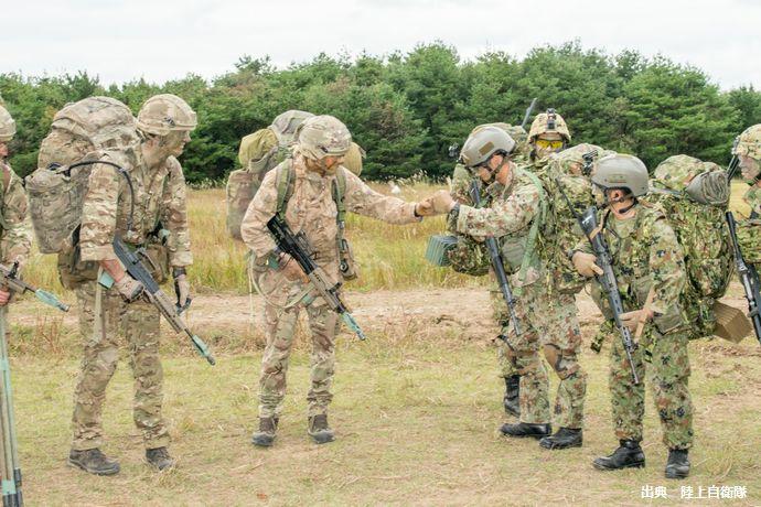 陸上自衛隊と英陸軍による実動訓練「ヴィジラント・アイルズ」が無事終了…両部隊・隊員間の絆を深める!
