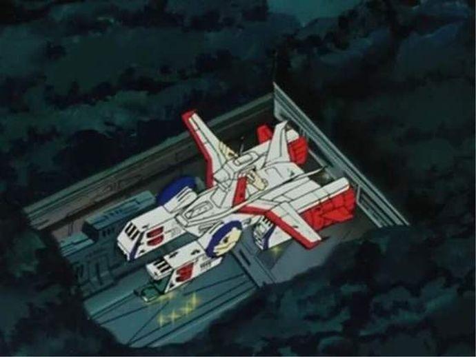ホワイトベースって大気圏をマッハ12で飛べるのにジャブローまでなんであんなにかかったんだよ!
