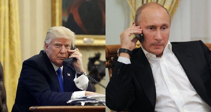 トランプ米大統領とプーチン露大統領が電話会談、シリア停戦を協議…ミサイル攻撃以来で初会談!