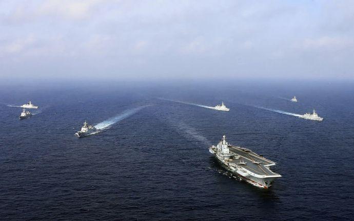 中国と東南アジア諸国が初の合同軍事演習を実施へ…南シナ海をめぐる緊張緩和狙う!