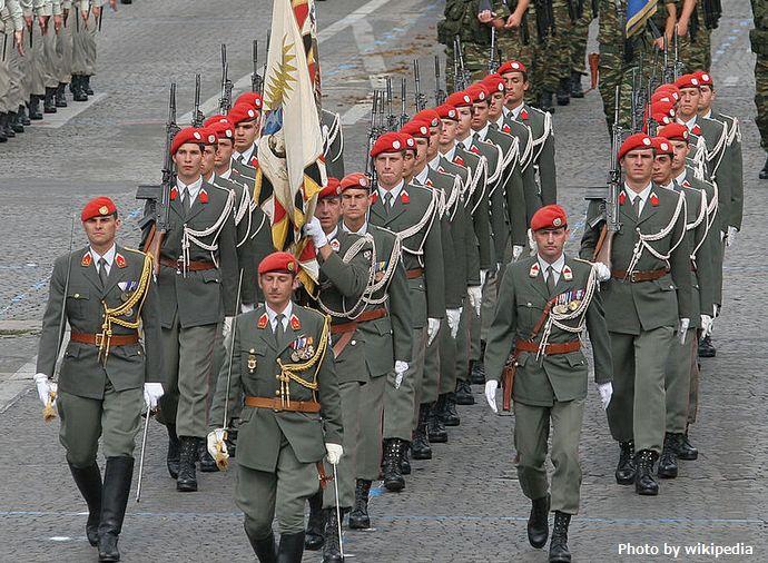 Bataillon_de_la_garde_autrichienne
