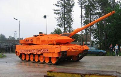 1/35 ドイツ連邦 主力戦車 レオパルト2A6