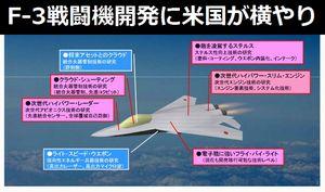 航空自衛隊の防空の要「F-3戦闘機」開発が始動…まずボーイングが名乗り、国内開発か国際共同...