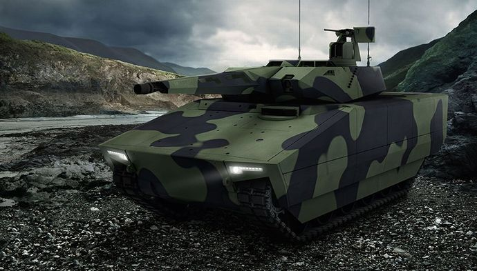 米陸軍の次世代歩兵戦闘車(NGCV)、2026年から配備を計画…新型サーマルセンサーとコヨーテ無人航空機システムが売り!