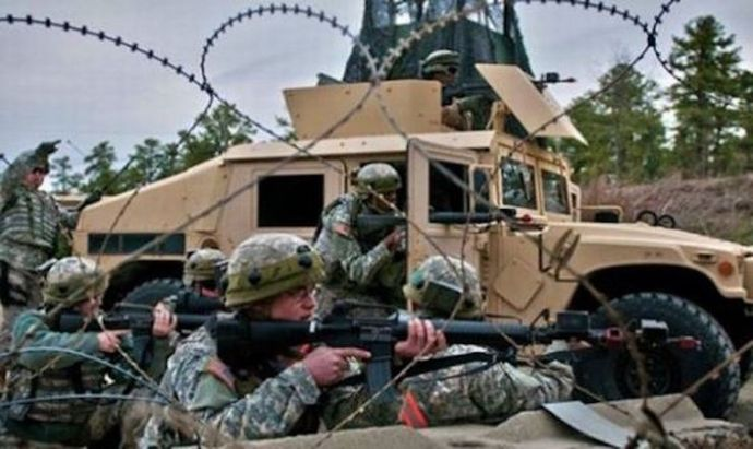 US-military-wall