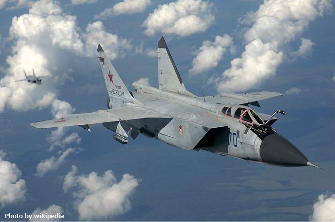 Mig-25/31迎撃戦闘機、格好いいのに、あんまり人気ないのはなんで?