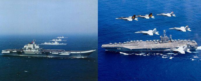 米中両国が対決する場合に考えられる「2つのシナリオ」…第1は「エア・シー・バトル」!