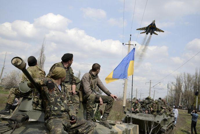 Soldiers-Ukraine