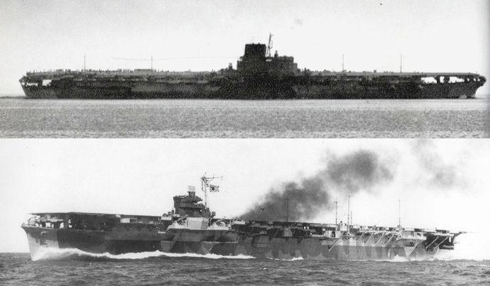Japanese_aircraft_carrier_Shinano
