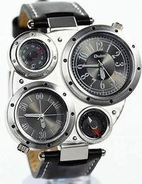 腕時計 コンパス 温度計機能付き OHSEN