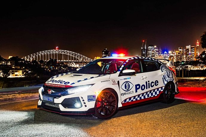 honda-civic-type-r-new-south-wales-police-1
