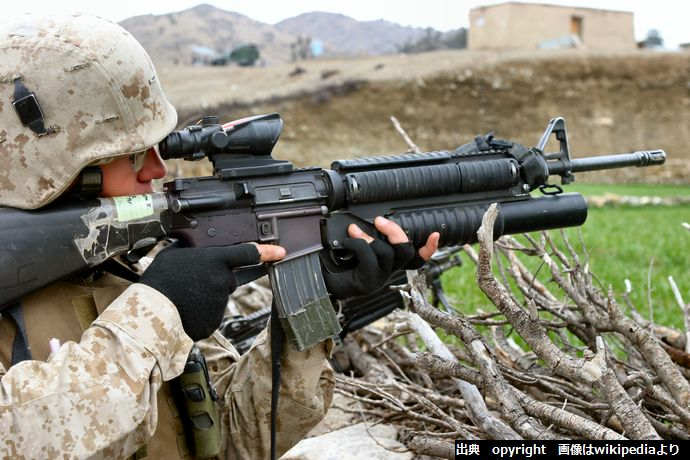 Aiming_at_shots_fired_in_Khowst_Province