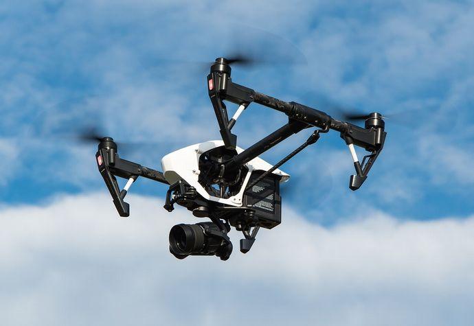 災害時の情報収集に活用に小型無人機ドローンを配備…吹田市消防本部!