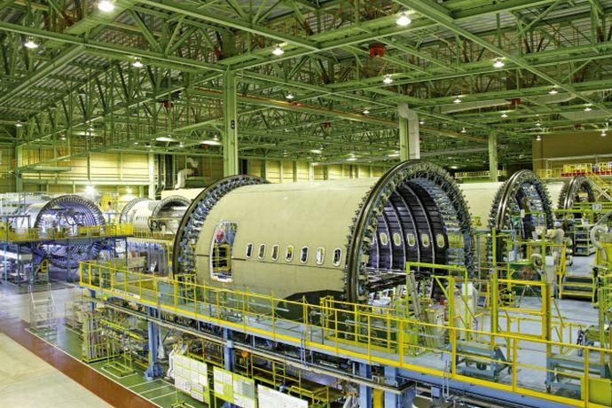川崎重工がボーイングの最新鋭787機体製造工場を愛知県弥富市に増設!