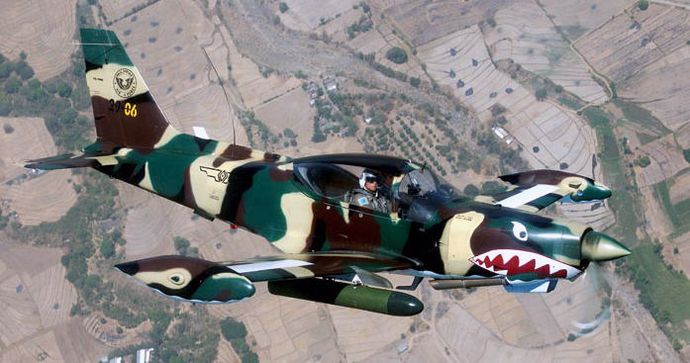PAF_SF-260_TP_Light_Attack_Aircraft