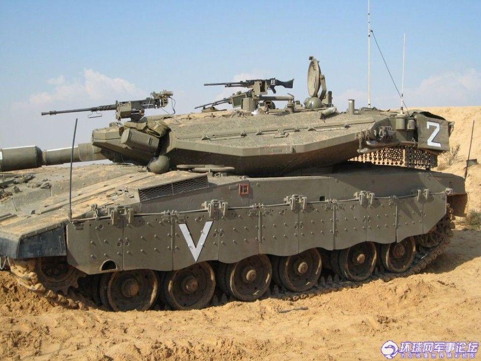 メルカバ (戦車)の画像 p1_33