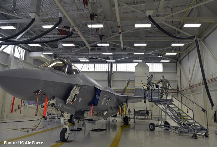 F-35ステルス戦闘機に搭載する戦闘システム部品のアジア太平洋整備拠点に日本を選定…三菱電機が受注する見通し!