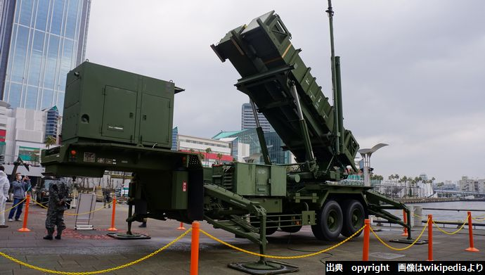 JASDF_MIM-104_PAC-3_Launcher