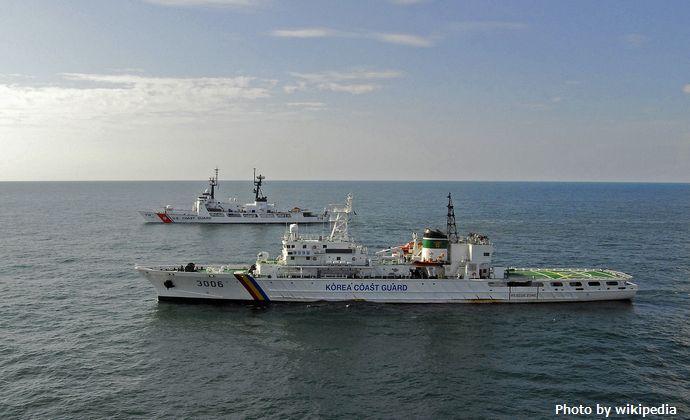 ROK_Coast_Guard_vessel_3006