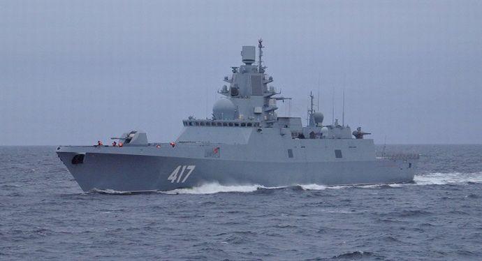 Project 22350_Frigate_Admiral_Sergey_Gorshkov_Russian_Navy_1
